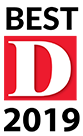 Best of 2019 D Magazine logo