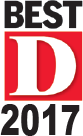 Best of 2017 D Magazine logo