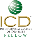 Fellow International Congress of Dentists logo