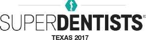 SuperDentists Texas 2017 logo