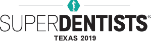 SuperDentists Texas 2019 logo