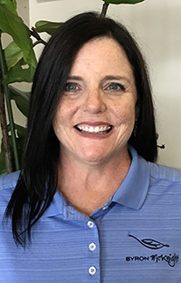 Headshot of registerd dental assistant Kelly