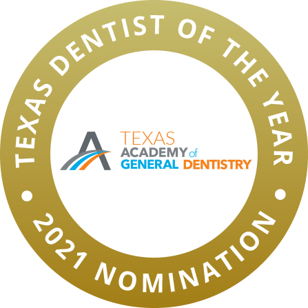 Texas Dentist of the Year™ nominee